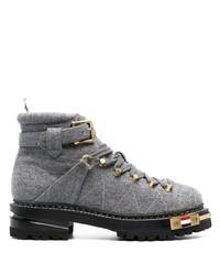 Thom Browne Wool Blend Felt Ankle Boots