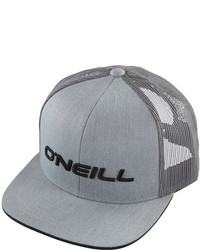 O'Neill Challenged Hat Grey Baseball Caps