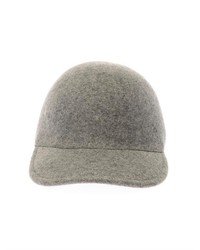 Stella McCartney Felt Wool Baseball Cap