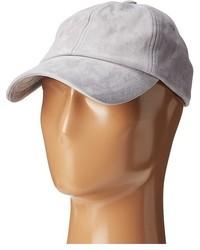 Hat Attack Suede Baseball Cap Baseball Caps