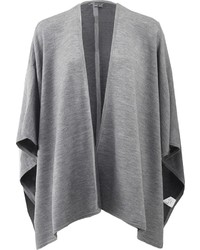 Grey Cape Coat