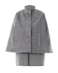 MSGM Double Layer Cape