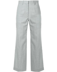 CITYSHOP Mid Rise Cropped Trousers