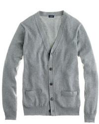J.Crew Cotton Cashmere Cardigan Sweater