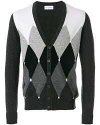Diamond pattern cardigan medium 5053974