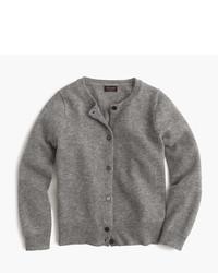 J.Crew Girls Cashmere Cardigan Sweater