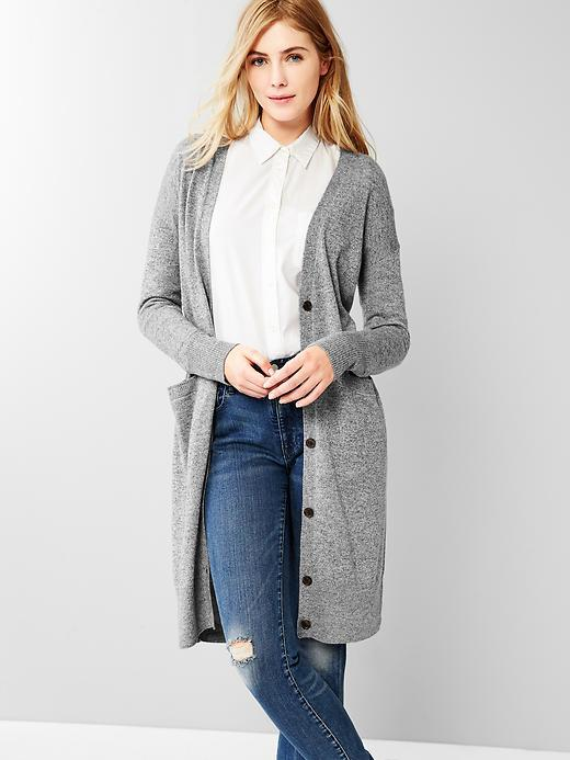 Gap Long Cardigan | Where to buy & how to wear