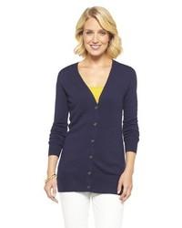 Merona Merino Wool Boyfriend Cardigan Sweater | Where to buy & how ...