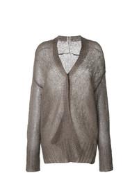 Semi sheer cardigan medium 7620247
