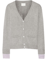 Band Of Outsiders Silk Blend Cardigan