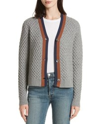 The dylan cashmere cardigan medium 8672261