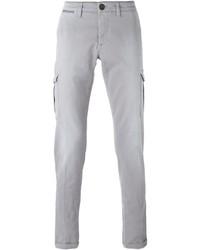 Eleventy Chino Cargo Trousers