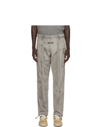 Fear Of God Grey Jiujitsu Cargo Pants
