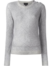Emporio Armani Side Button Sweater