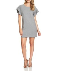 1 STATE 1state French Terry T Shirt Dress