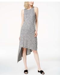 Bar III Asymmetrical Knit Dress Created For Macys