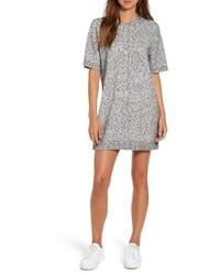 Asymmetrical T Shirt Dress
