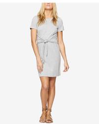 Sanctuary Juno Cotton Tie Waist T Shirt Dress