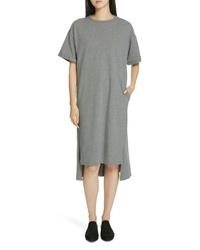 Eileen Fisher Organic Cotton T Shirt Dress