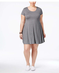 Style&co. Style Co Plus Size Short Sleeve Swing Dress Created For Macys
