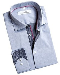 Ethan Williams Clothing Button Up Contemporary Long Sleeve Shirt