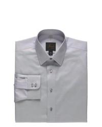 Jos. A. Bank Joseph Spread Collar Slim Fit Chambray Dress Shirt