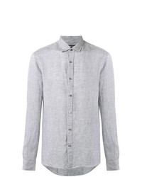 Michael Kors Collection Chambray Shirt