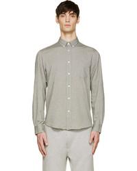 Grey chambray isherwood shirt medium 144112