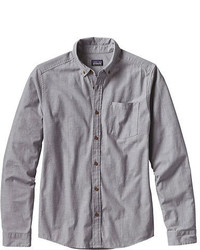 Patagonia Long Sleeved Bluffside Shirt