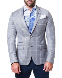Maceoo Socrate Strip Blazer