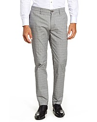 Ted Baker London Slim Fit Check Pants