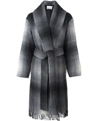 Alexander Wang T By Checked Coat