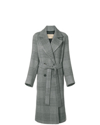 Christian Wijnants Carlea Check Coat