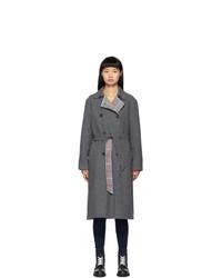 Rag and Bone Grey Rach Coat
