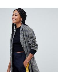 Esprit Tailored Check Coat