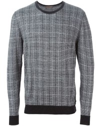 Etro Checked Sweater