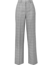 Equipment Tabitha Simmons Hyperion Prince Of Wales Checked Voile Wide Leg Pants