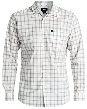 ... Quiksilver Everyday Check Long Sleeve Shirt