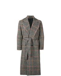 E. Tautz Double Breasted Polo Coat