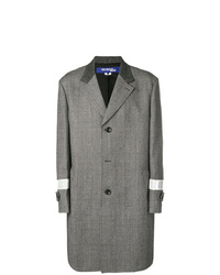 Junya Watanabe MAN Single Breasted Check Coat