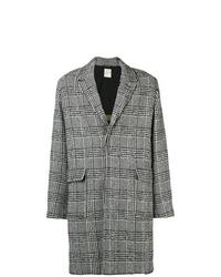 Zadig & Voltaire Zadigvoltaire Manteau Morris Checked Coat