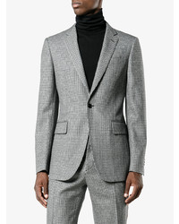 Calvin Klein 205W39nyc Fancy Wool Check Blazer