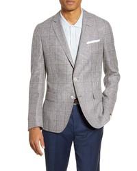 BOSS Fit Check Wool Linen Sport Coat