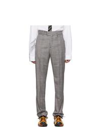 Vetements Beige New Classic Trousers