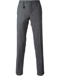 Incotex Slim Checked Trousers