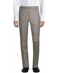 Paul Smith Wool Check Pants