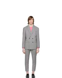 Hugo Black And White Ulanfarlys Suit