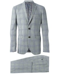 Etro Prince Of Wales Check Suit