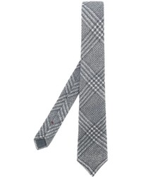 Brunello Cucinelli Glen Check Tie