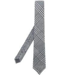 Brunello Cucinelli Glen Check Tie